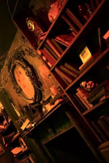 The Darkness Room Escape Manor
