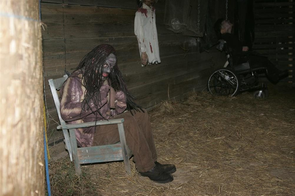 Marr branch haunted house north carolina haunted houses