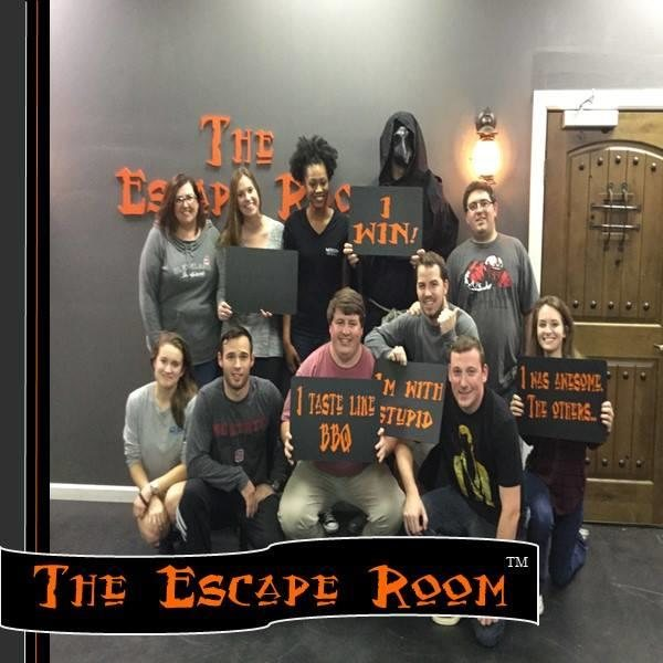 The Escape Room North Carolina Haunted Houses