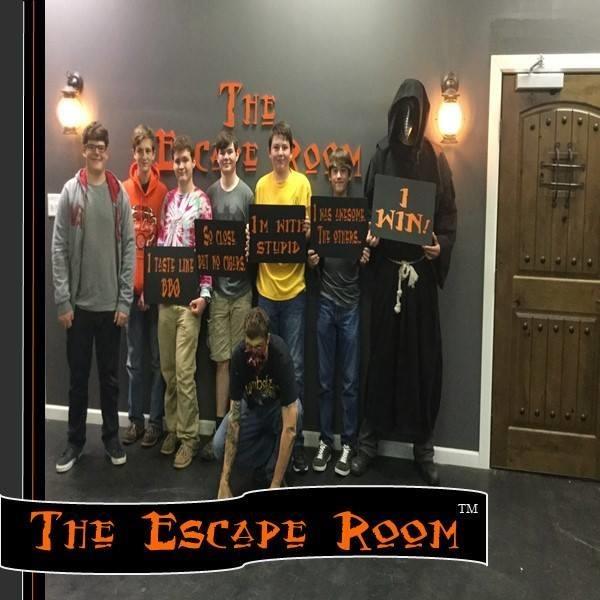 The Escape Room - North Carolina Haunted Houses