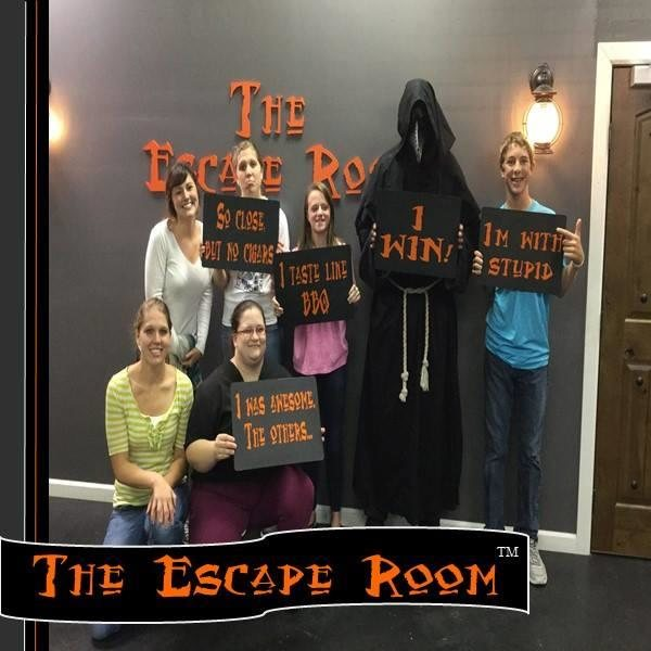 Escape Room Winston Nc